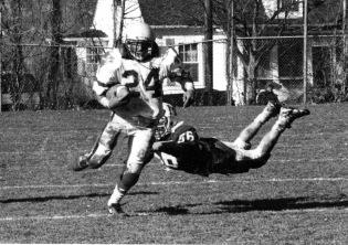 Vic Taylor - 1988 Stoddard Bowl