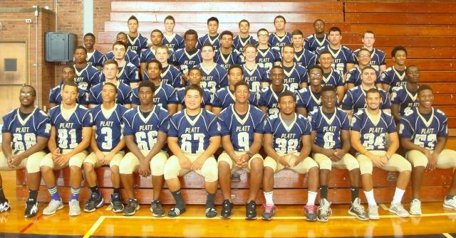 2014 Platt Panthers