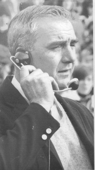 Coach Henry Zaleski