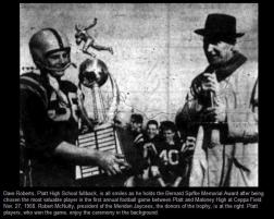 1958 Stoddard Bowl